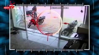 Bốn vụ trộm xe bất thành may mắn nhất trong năm vừa qua | Camera Cận Cảnh tổng hợp.