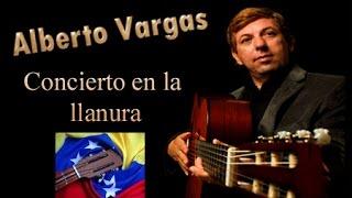 El concierto en las llanuras - Alberto Vargas - Version Guitarra