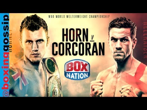 Jeff Horn Vs Gary Corcoran - Full post fight breakdown - Boxing analysis