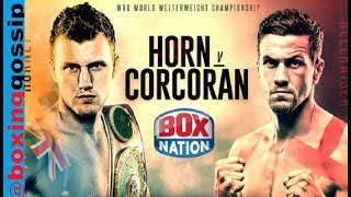 Jeff Horn Vs Gary Corcoran - Full post fight breakdown - Boxing analysis