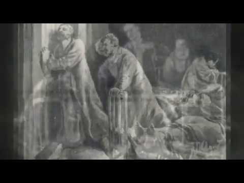 Изображение предпросмотра прочтения – АнастасияМаркова представляет буктрейлер кпроизведению «Палата №6» А.П.Чехова