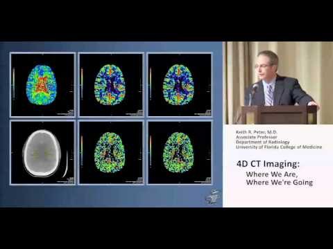 4D CT Imaging: Where We Are, Where We're Going