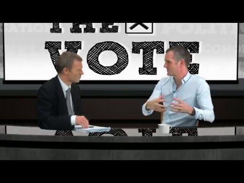 THE VOTE: Peter Kyle, Labour MP for Hove on Syria and life in Westminster