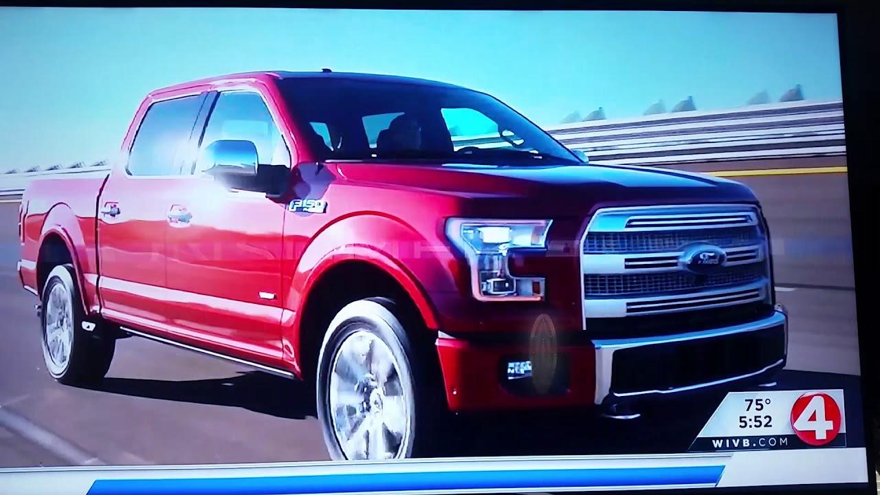 Ford f150 recall alert 2015 2018