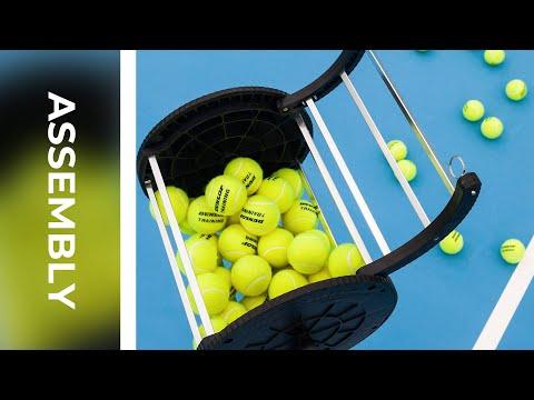 How To: Assemble Ball Roller Mower & Hopper | Net World Sports