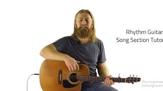 Take Me Home, Country Roads Guitar Lesson and Tutorial - John Denver