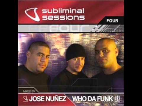 Subliminal Sessions 4 mixed by Who Da Funk