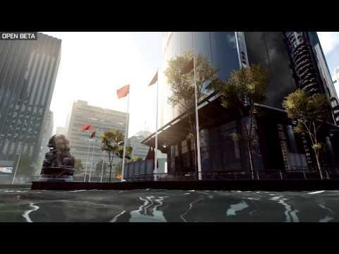 Battlefield 4 Beta - Siege of Shanghai  (Environment Film)