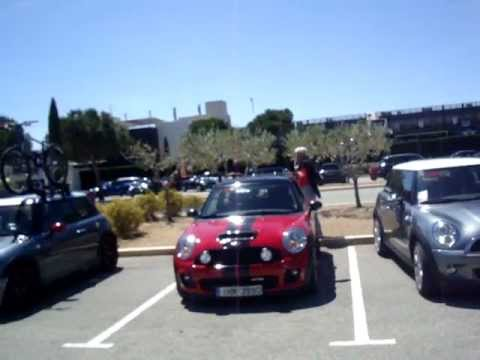 BEAUTY PARKING MINI UNITED 2012