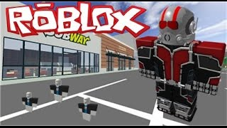 LARGEST ANTMAN!?|ROBLOX