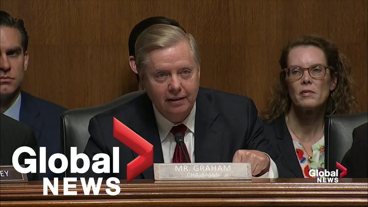 Lindsey Graham says he won't read transcripts of testimony in 'sham ...