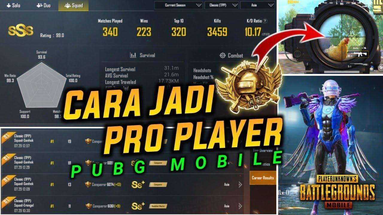 Cara Jadi Pro Player Pubg Mobile 2020 Training Untuk Jadi Pro Player Pubg Mobile Melatih Reflek Youtube