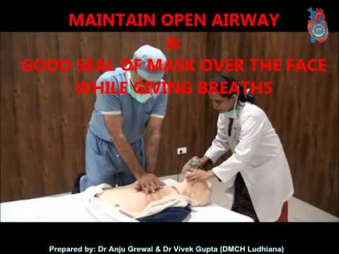 Basic Life Support Training Video