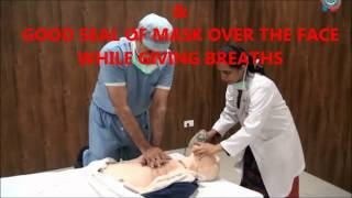 Basic Life Support Training Video