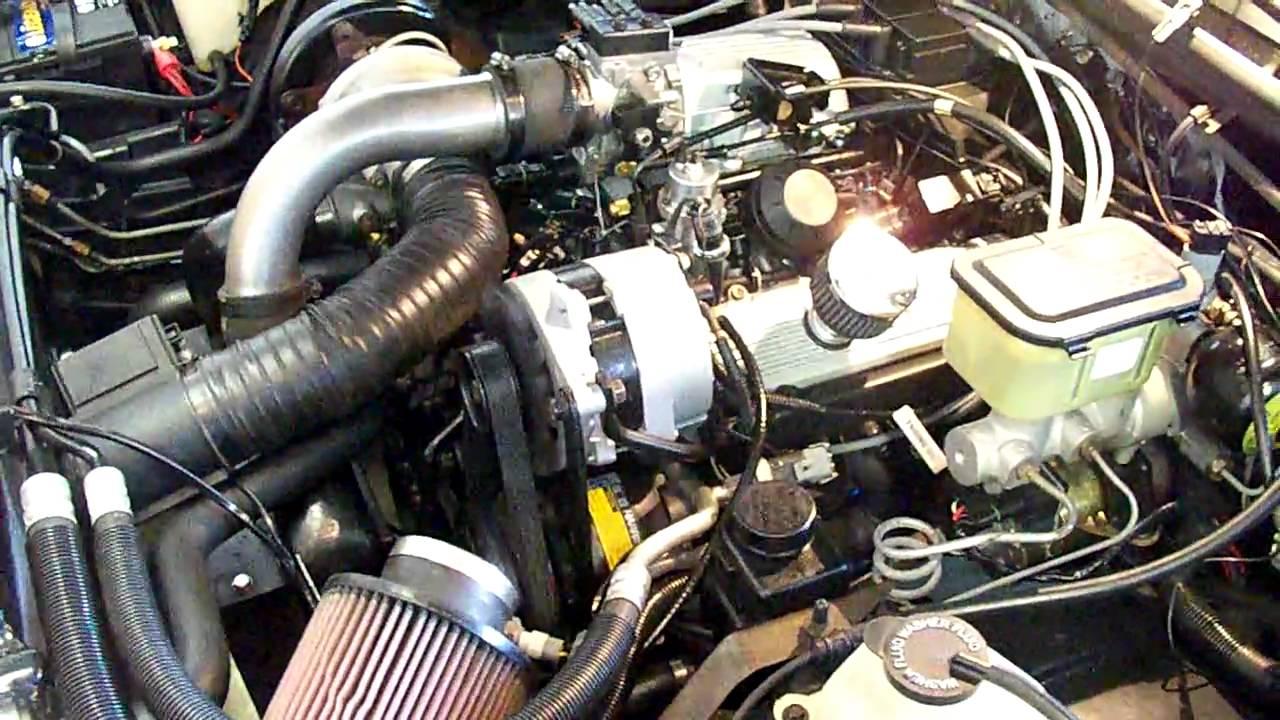 1983 Jeep Alternator Wiring Buick Grand National 3 8 Turbo Rebuilt Engine Youtube