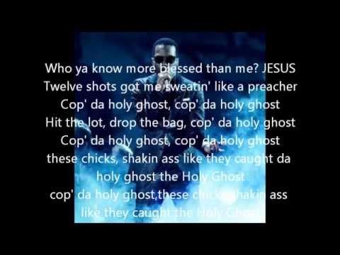 "Juicy J ft Lil Bibby ""Holy Ghost"" with lyrics"