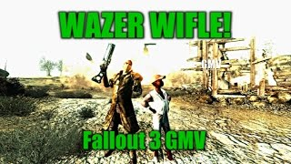 Wazer Wifle! Open Minded (Official Video) FALLOUT RAP!