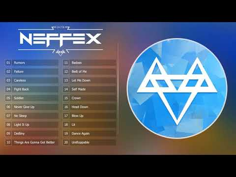 Top 20 Songs Of NEFFEX - Best of NEFFEX