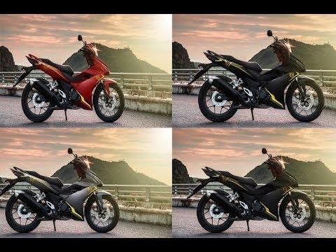 """Tin nhanh 24/7 - �ánh bại EX150….Honda âm thầm nâng cấp WINNER Hòng """"B� CHỦ� dòng côn tay tại VN."""