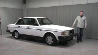 1989 Volvo 240 DL Sedan - Midwest Auto Collection