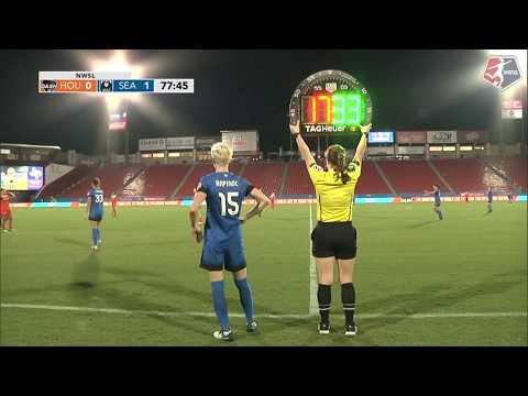 Highlights: Reign FC defeat Dash 1-0 in Frisco, Megan Rapinoe returns