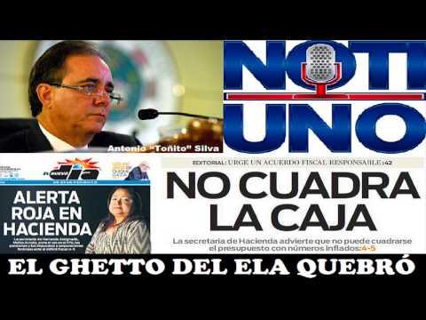"Rebotan Cheques Reintegro en PR ""El Ghetto ELA Quebró"""