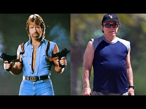 Thumbnail: Chuck Norris - Transformation From 1 To 77 Years Old