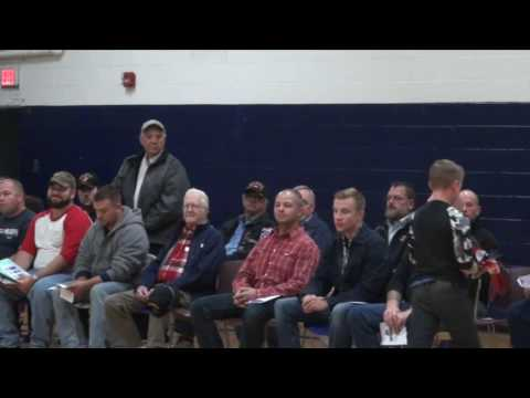 Memphis Elementary School Veterans Day Assembly (11-11-2016)
