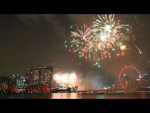 Good NDP 2016 Preview 1 Fireworks [Part 2]   YouTube