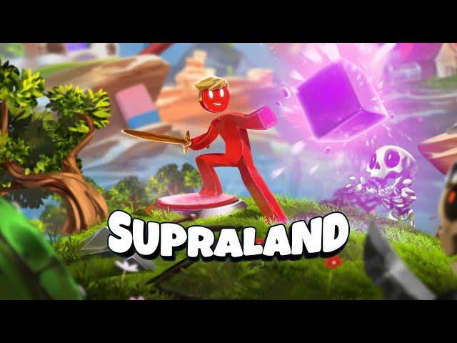 Supraland Continues!