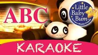 Learn with Little Baby Bum | ABC Karaoke Song | Nursery Rhymes for Babies | Songs for Kids