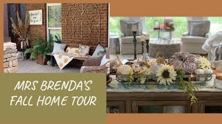 Mrs. Brendas Fall Home Tour 2019