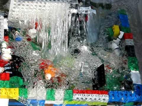 Lego Flood Youtube