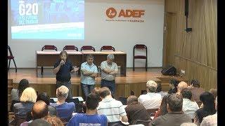 """Foro """"El #G20 y el futuro del trabajo"""" organizado por la Com. DDHH de la CFT"""