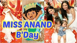 Miss Anand Birthday vLog | Get Ready With Me | ShrutiArjunAnand