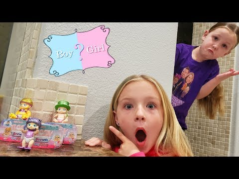 The OFFICIAL GENDER REVEAL! *BOY or GIRL?* from YouTube · Duration:  7 minutes 43 seconds