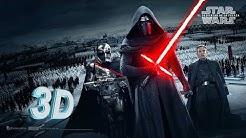 3D | Star Wars: Episode VII - Das Erwachen der Macht - 3D Teaser Trailer Full-HD 1080p