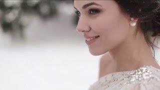 Зимняя свадьба. Очень красиво. Свадебное агентство Iris(Свадебное агентство