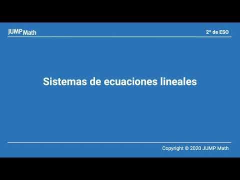 2. Unidad 5. Sistemas de ecuaciones lineales