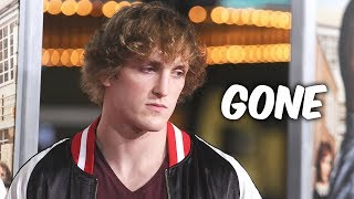 logan paul won't be coming back...?