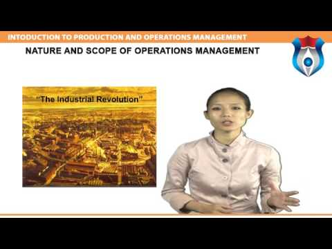 INTODUCTION TO PRODUCTION AND OPERATIONS MANAGEMENT new
