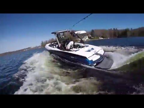 Frozen Riding Malibu 22 VLX