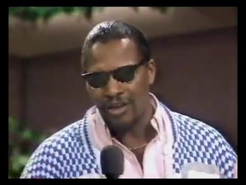 """Alexander O'Neal - """"A Broken Heart Can Mend"""" @ Twin Cities Live 1986"""