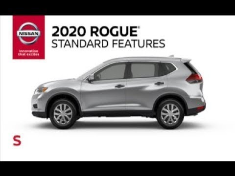 2020 Nissan Rogue S Model Review