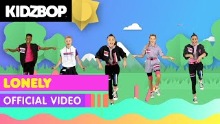 KIDZ BOP Kids - Lonely (Official Music Video) [KIDZ BOP 2021]
