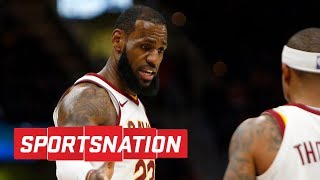 LeBron deserving of second-place in All-Star player vote? | SportsNation | ESPN