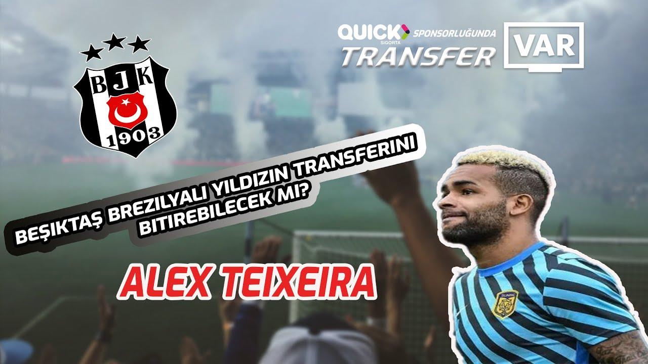 Beşiktaş Brezilyalı yıldızın transferini bitirebilecek mi? Tüm detayları ile #TransferVAR'da...