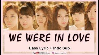 Easy T Ara Davichi We Were In Love By Gomawo Indo Sub