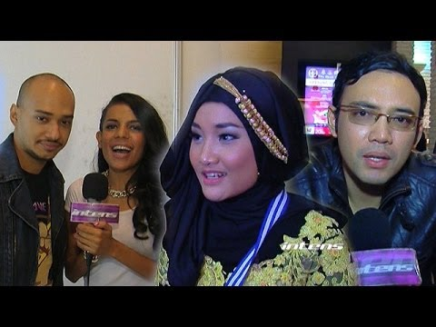 Hot News: Indonesian Idol, Fatin Shidqia dan Shandy Tumiwa - Intens 23 Mei 2014