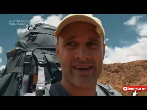 ED Stafford Desafio Mortal -  Deserto Da Bolívia - Ep. 05